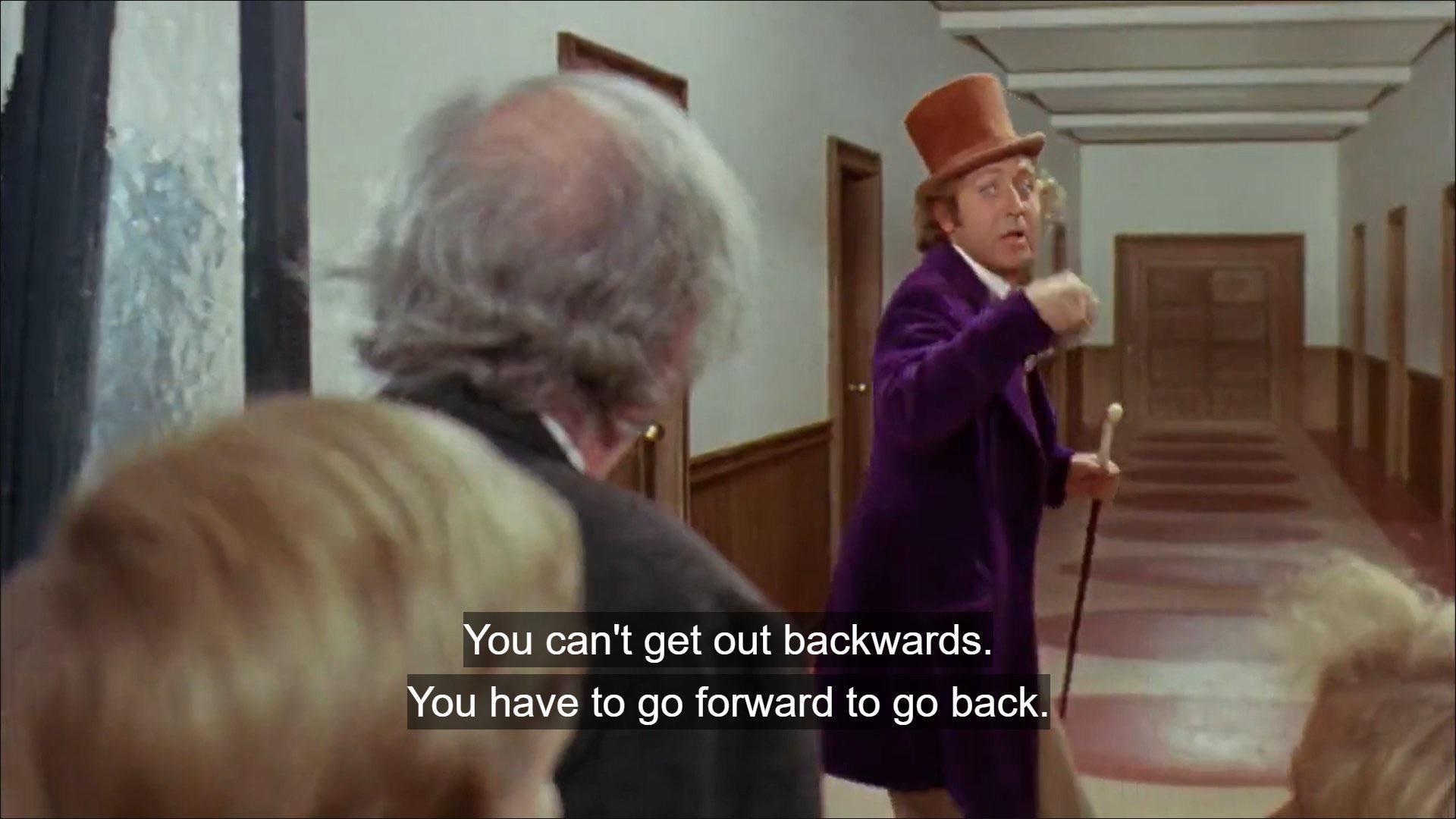 Wonka's factory was the original IKEA