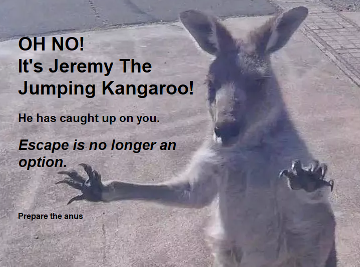No Escape from Jeremy