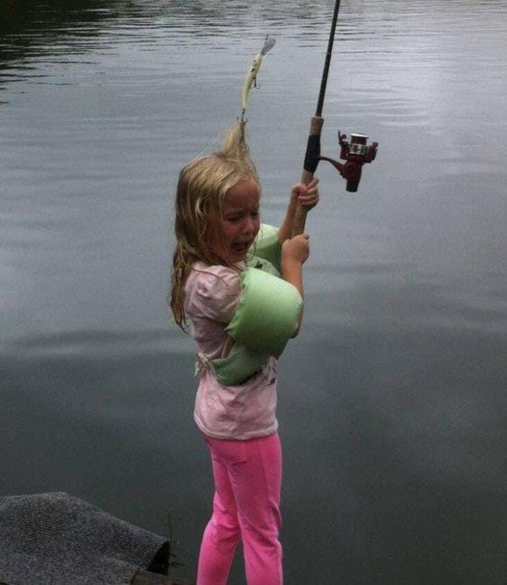 My fishing prodigy