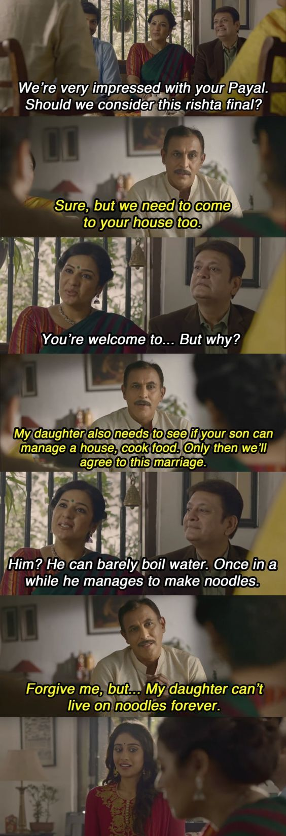 Modern Arranged Marriages