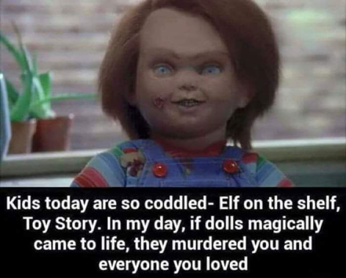 Why have all the magical toys gone soft these days?