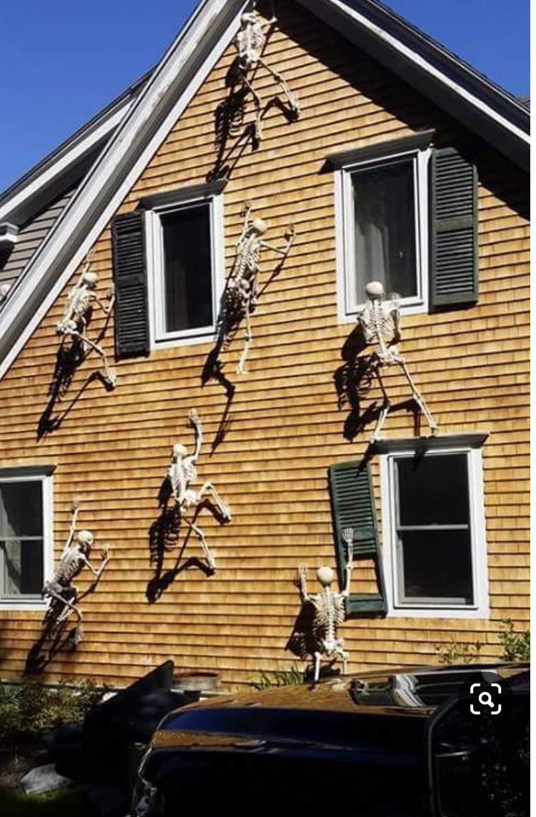 Skeleton break in