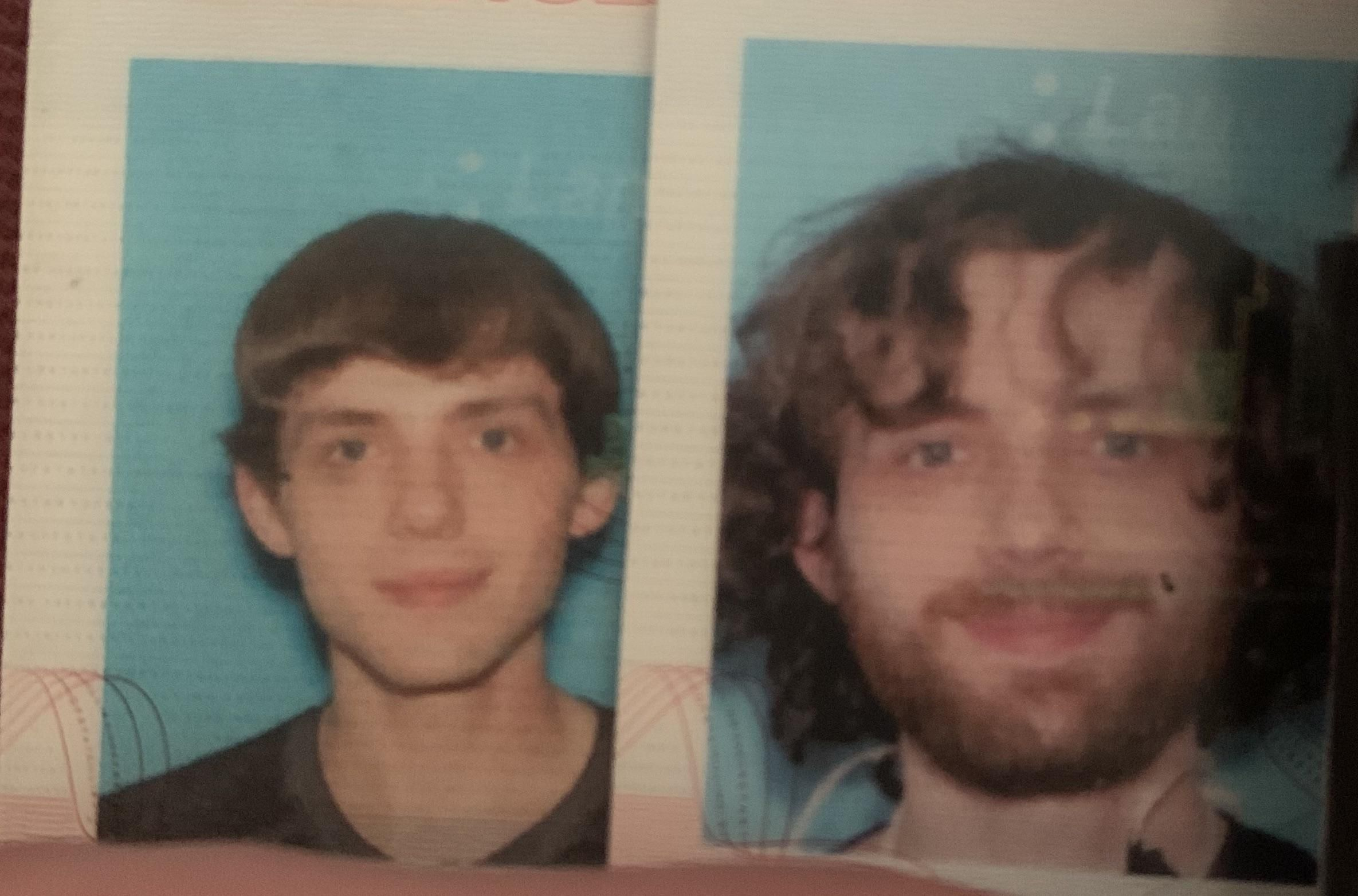My drivers license pic from two years ago, compared to my post lockdown license looks like an anti drug psa.