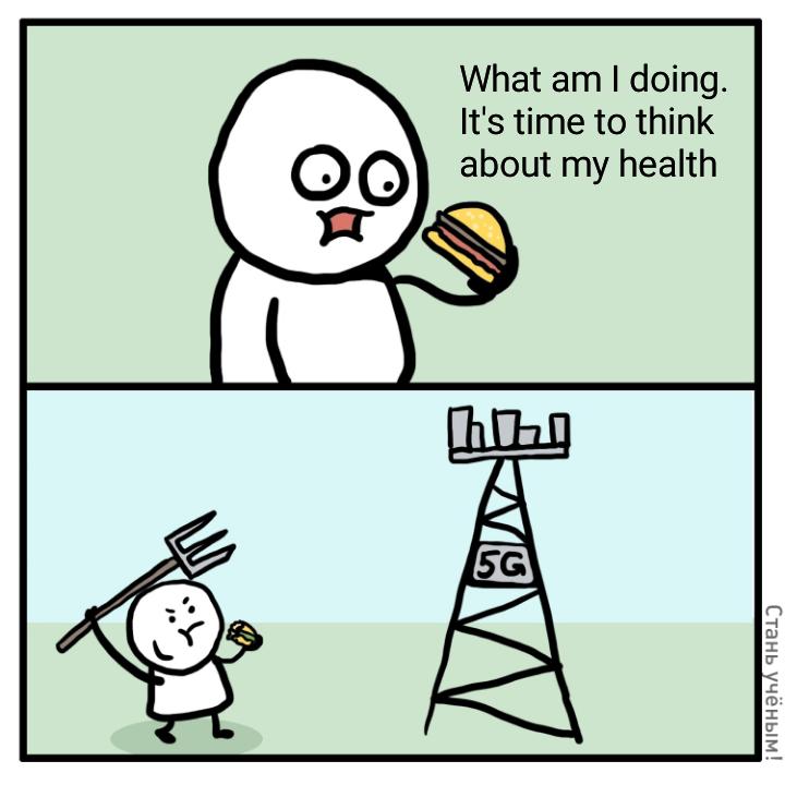 Ah yis, health
