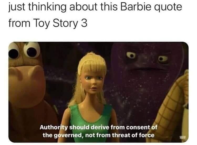 barbie is librehtarian and will vote jojorgense, will YOU VOTE JOJO TOO??