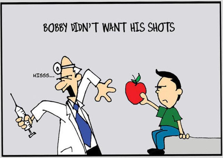 Bobby has Krytonite!