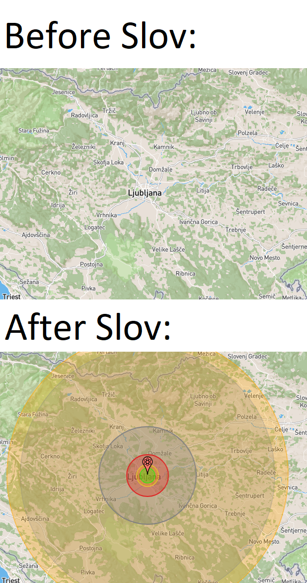 Some of you are alright, dont come to Ljubljana.