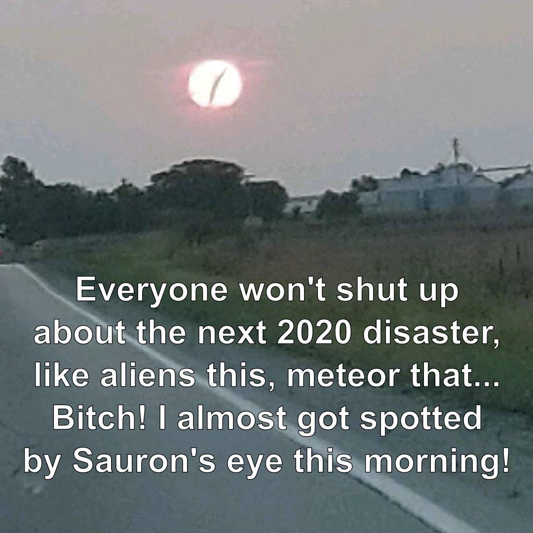 Next 2020 disaster