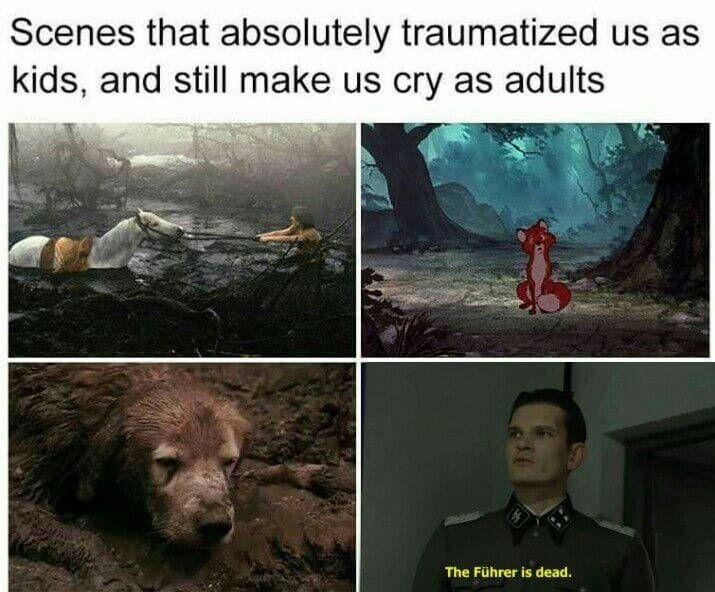 Cri every time