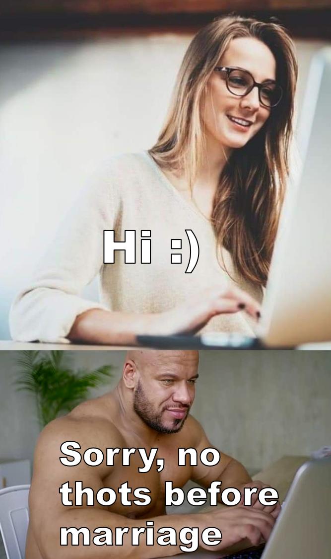 begone thot... #anus