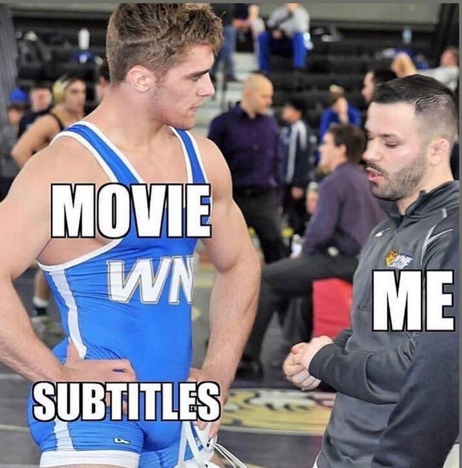Subs > Dubs