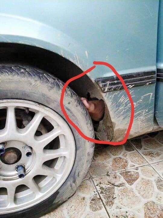 Brake....