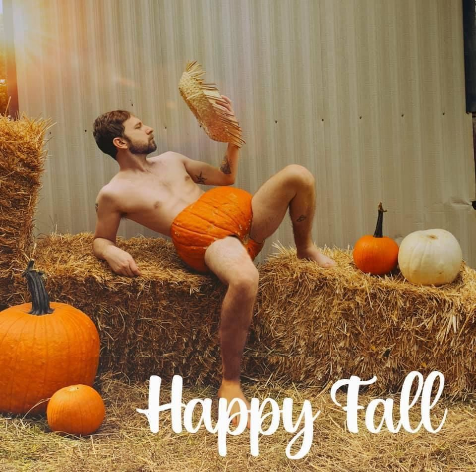 Happy Fall from my Cousin