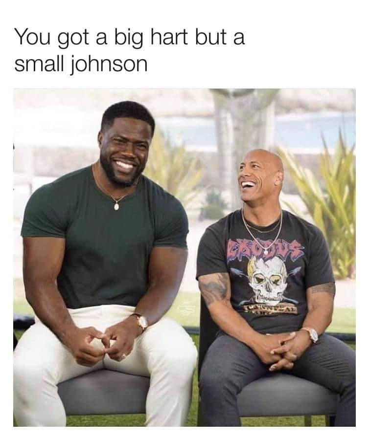 Hart vs Johnson