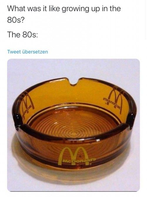 The late 90s were the best.