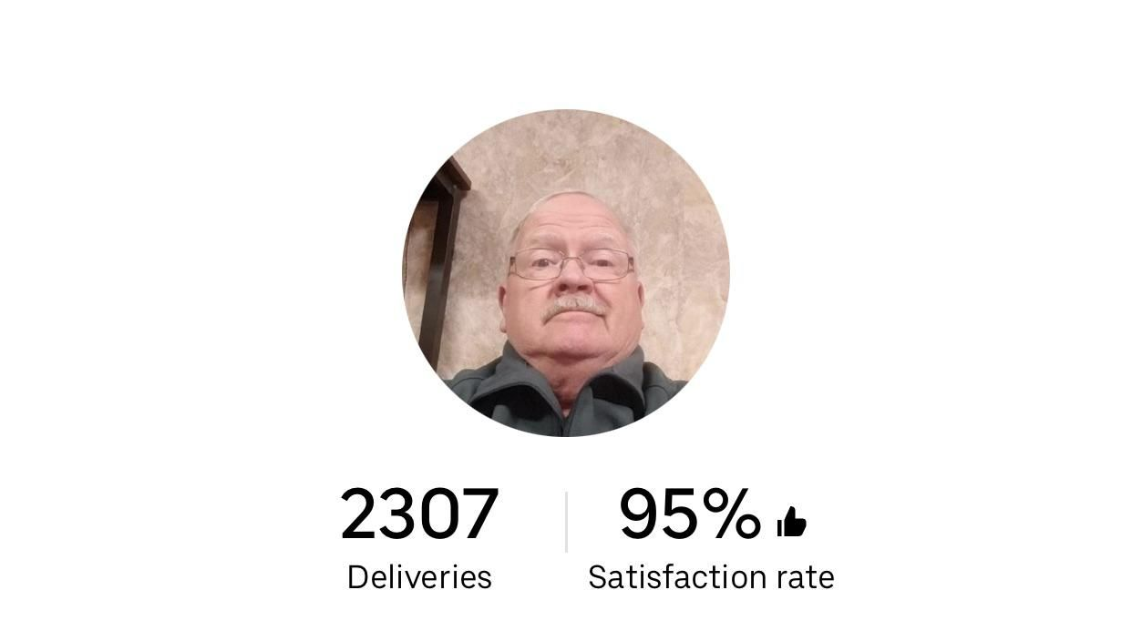 We should all have my UberEats driver's hustle