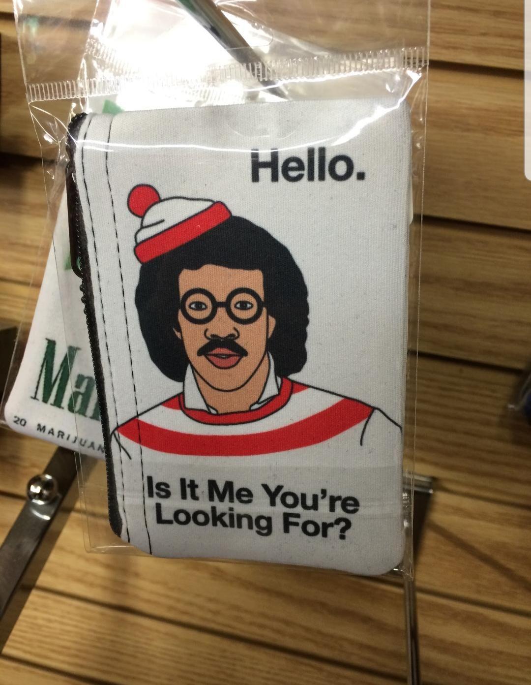 Where's Lionel?