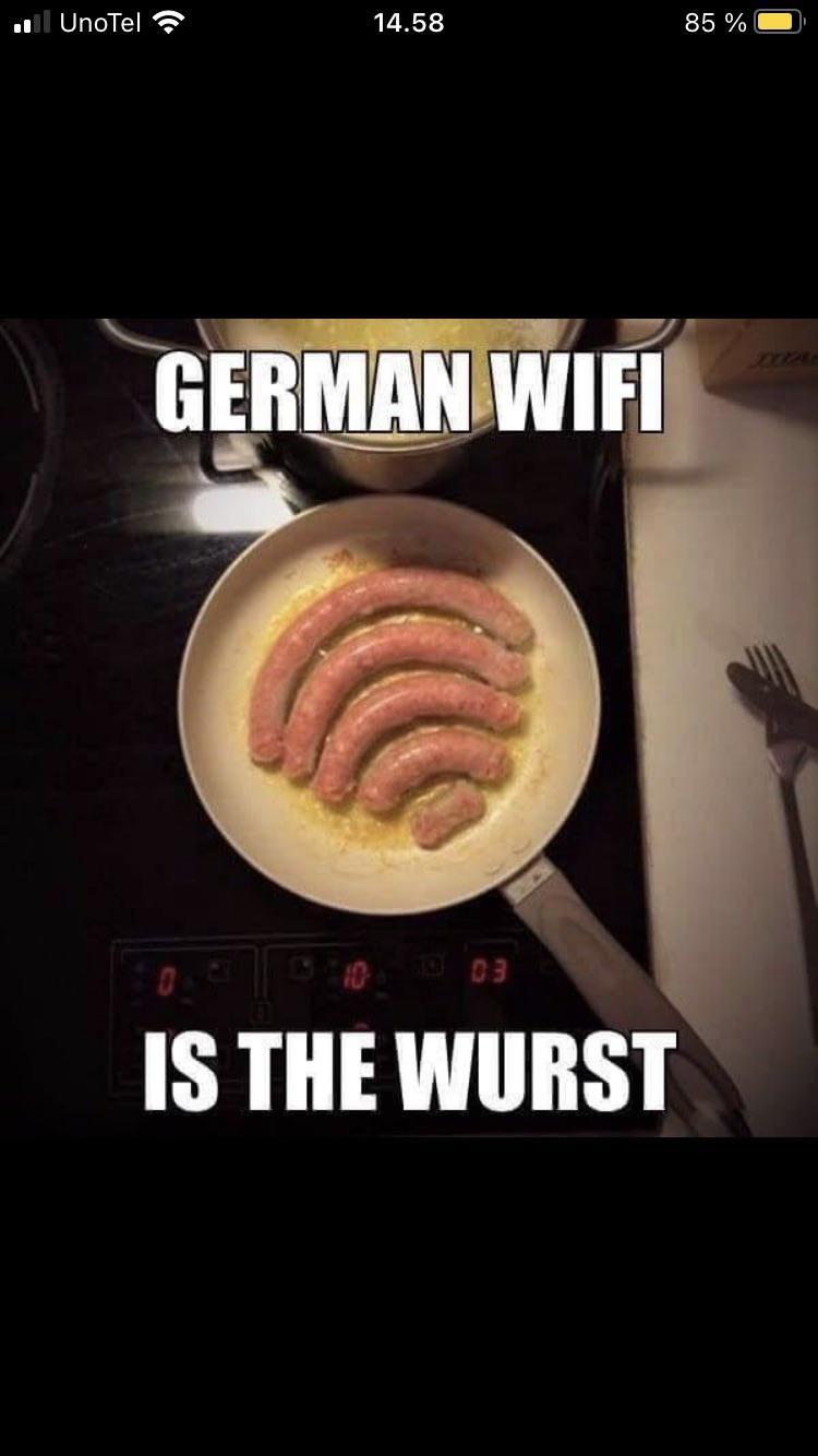 So bad WiFi