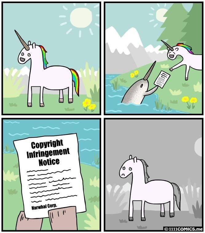 And that kids, is why unicorns do not exist.