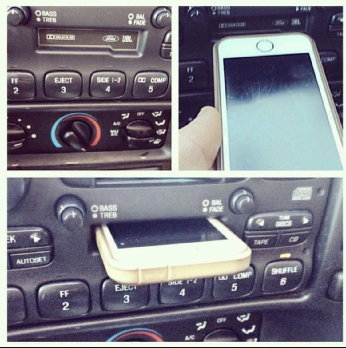 Perfect fit - put a charger in there!