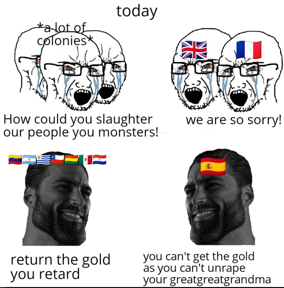 chad med colonizers