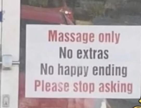 Stop asking