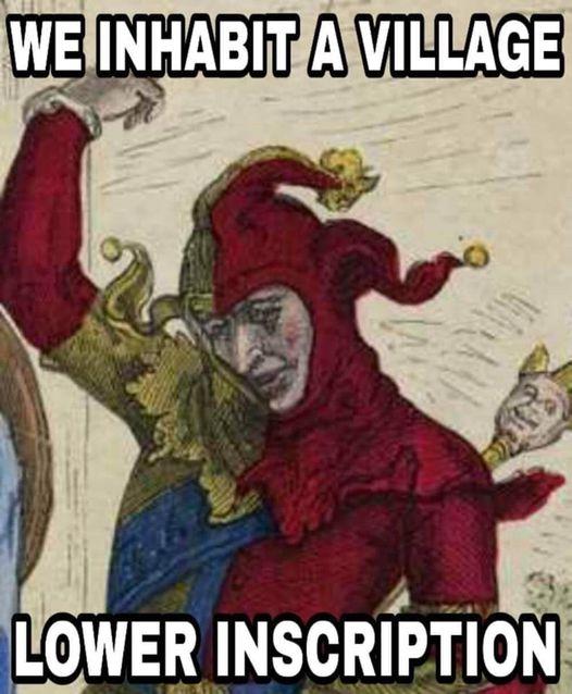 Its a jester world
