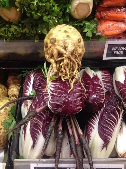 Even the produce is coming for us in 2020