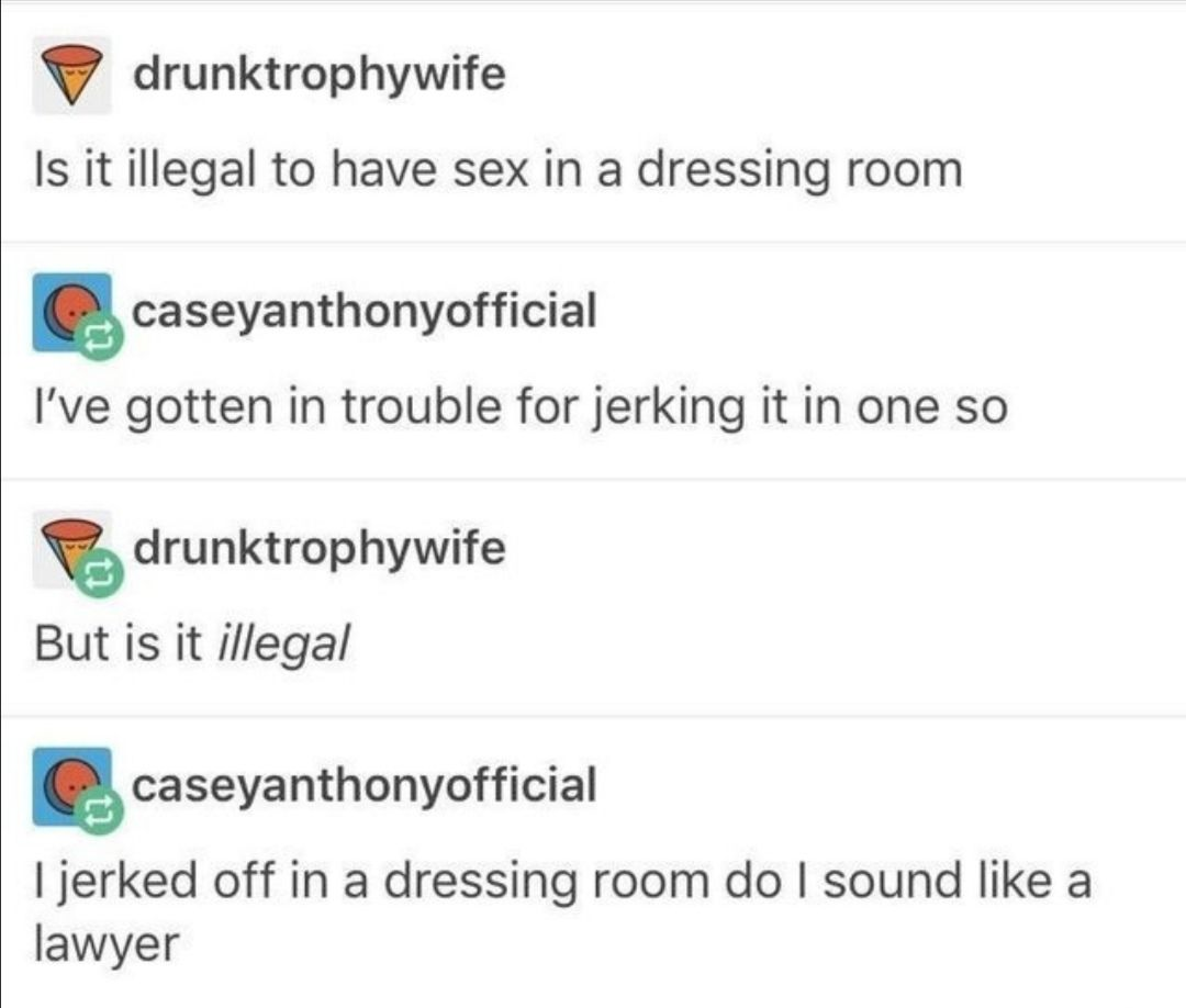 Your honor, my client didn't do anything illegal
