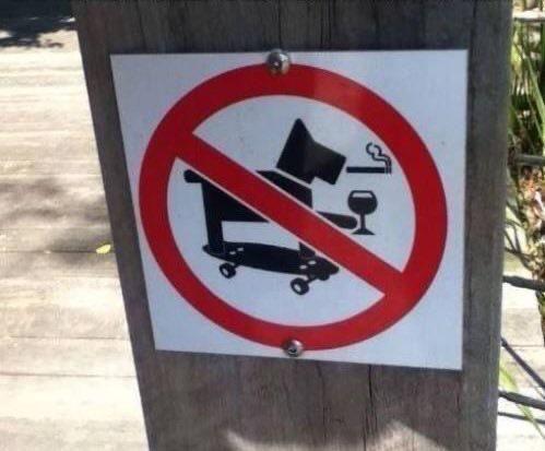 Imagine banning the worlds coolest dog