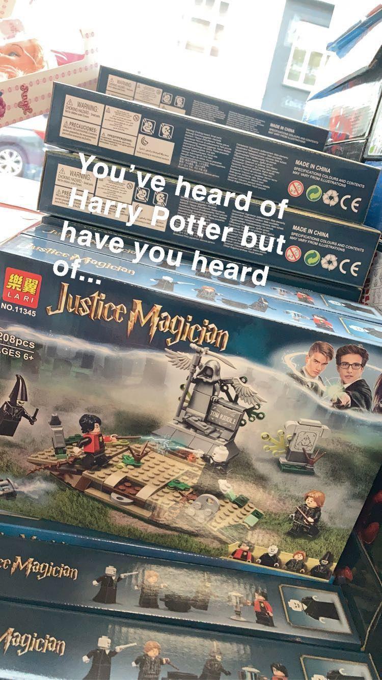 Justice Magician