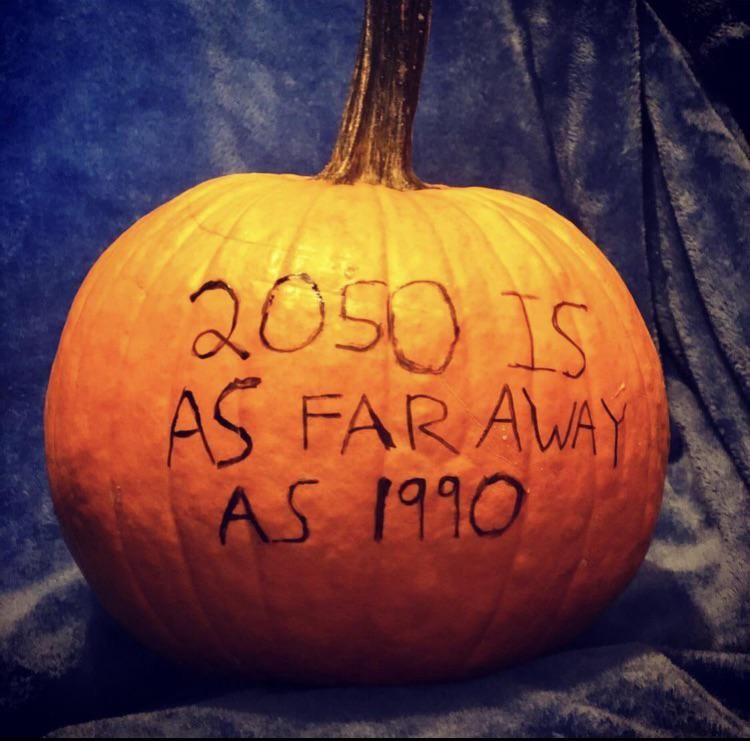 Now thats a scary pumpkin