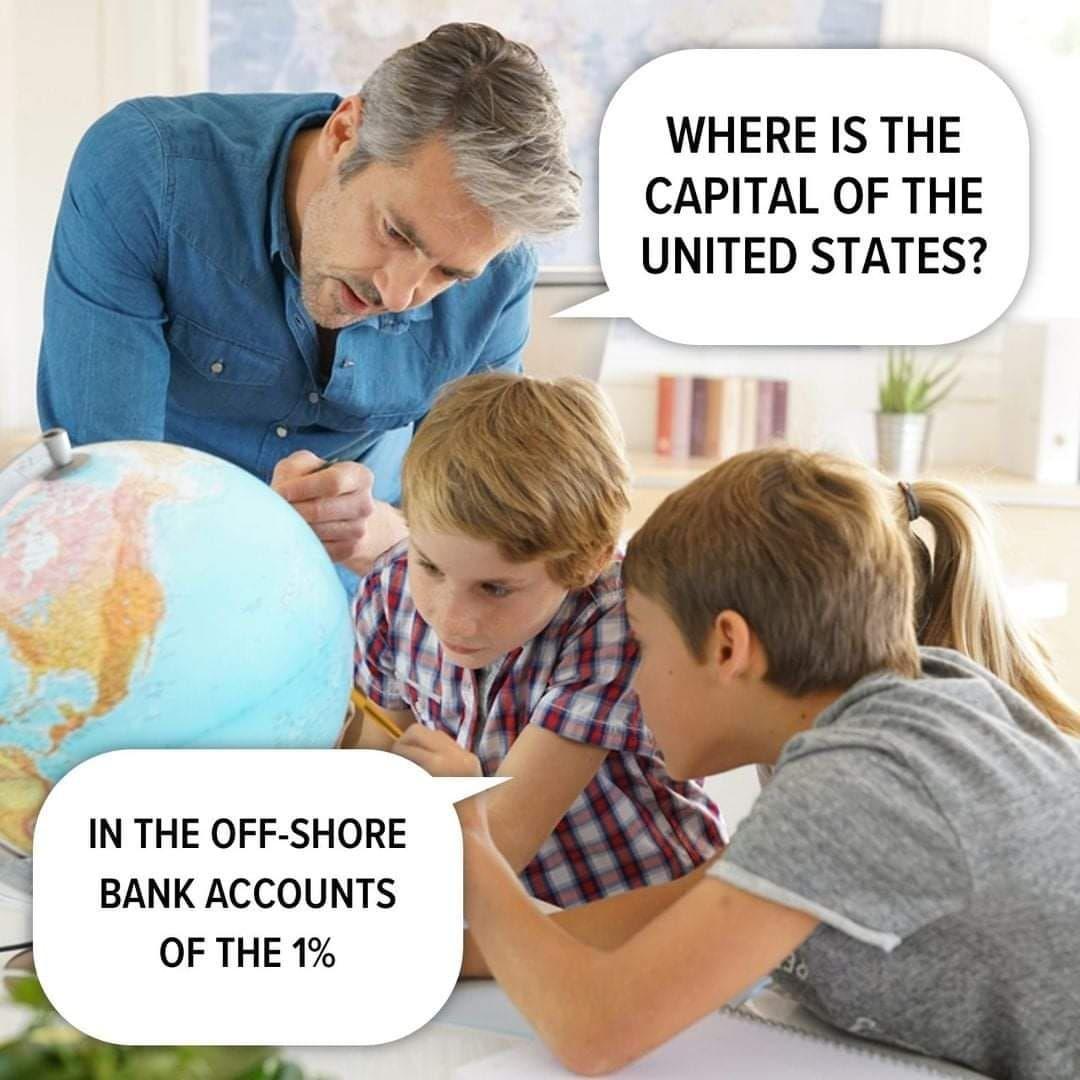 all my brehs dislike the capitalist class