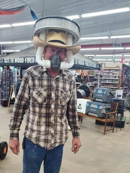 When Texans are asked to wear a mask.
