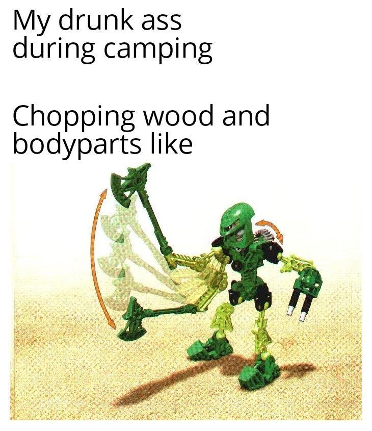 I miss Camping