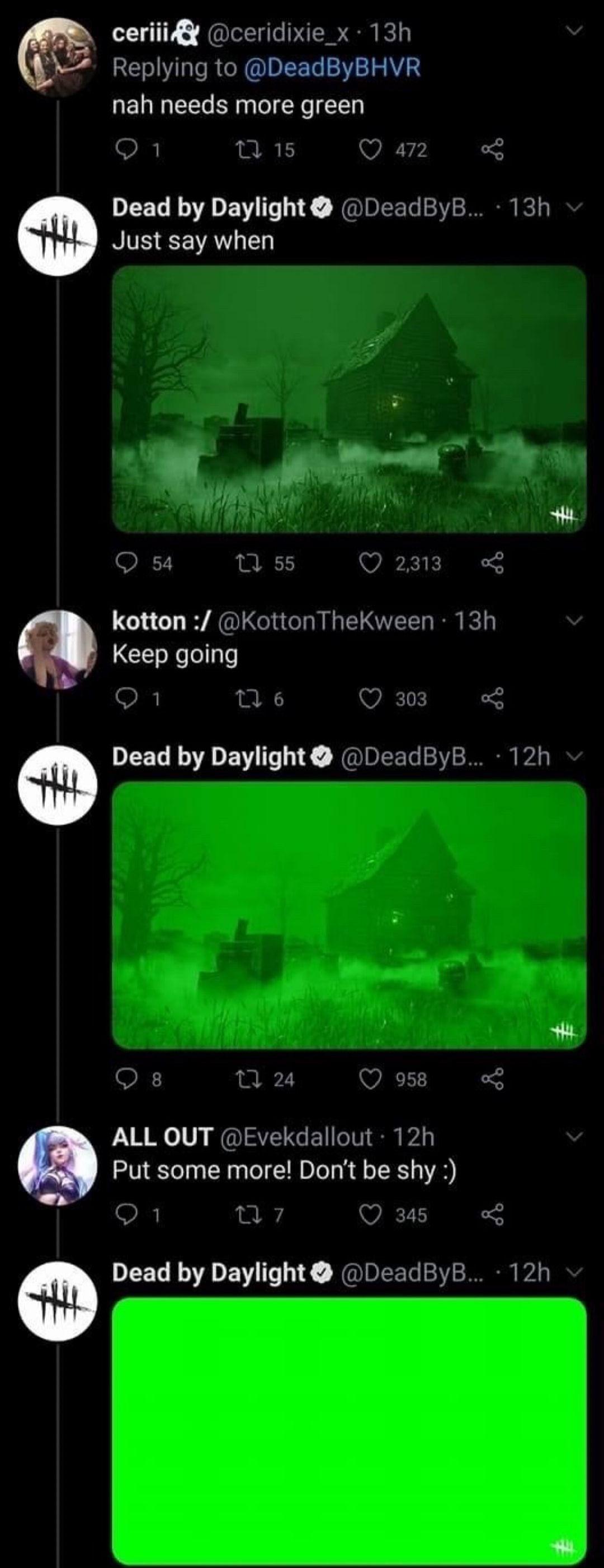 """green*"