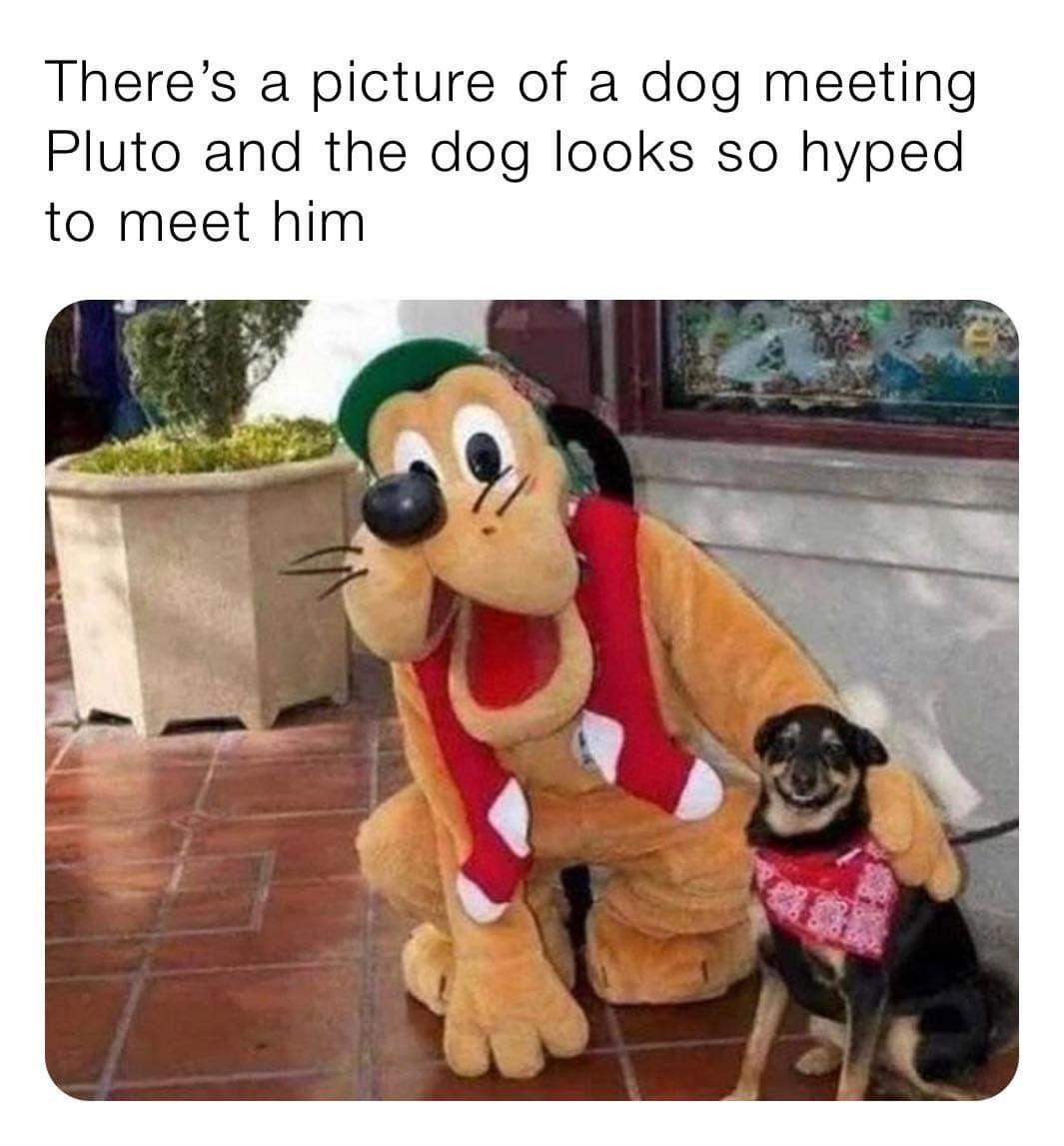 Finally met his role model
