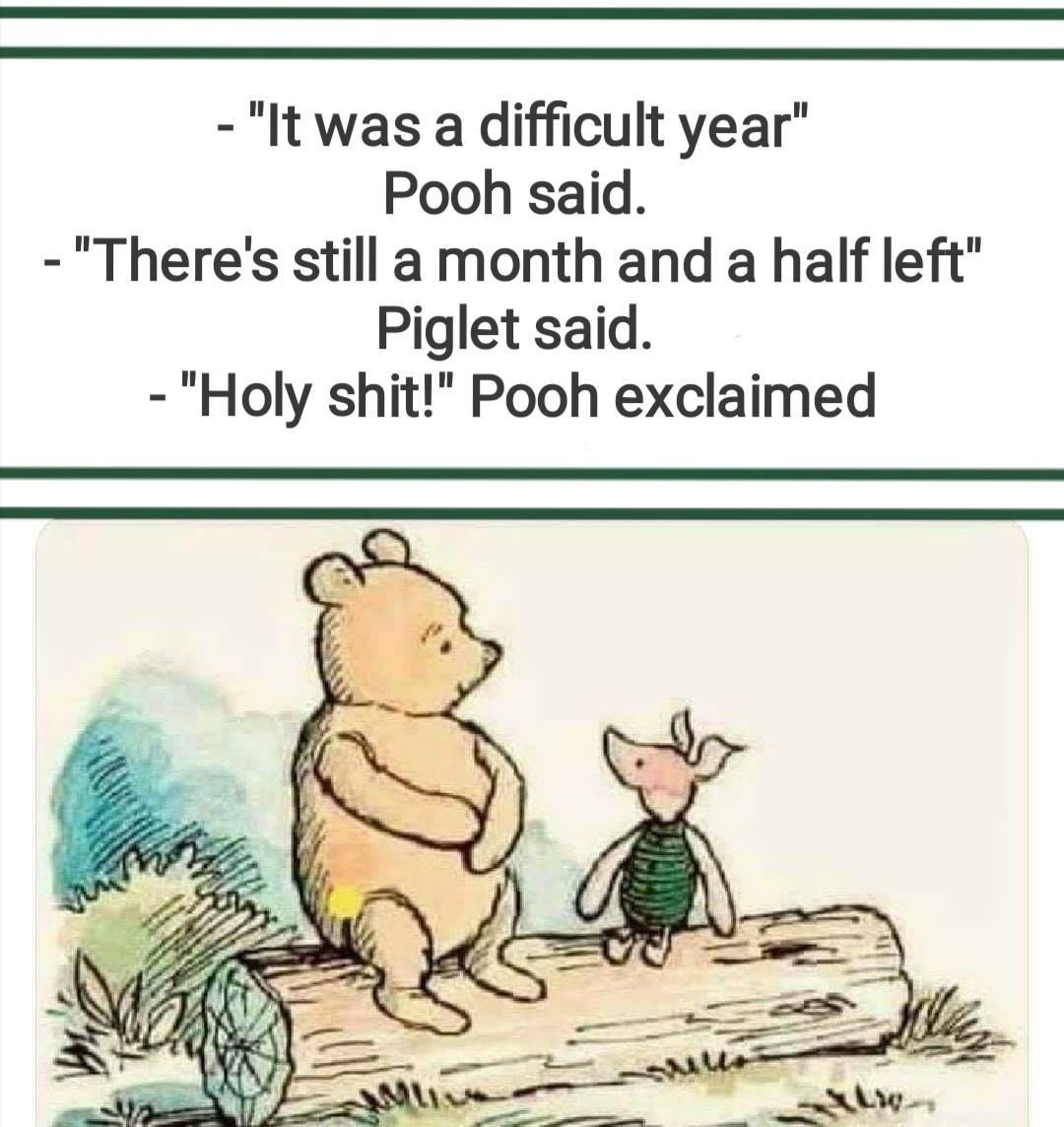 Pooh knows