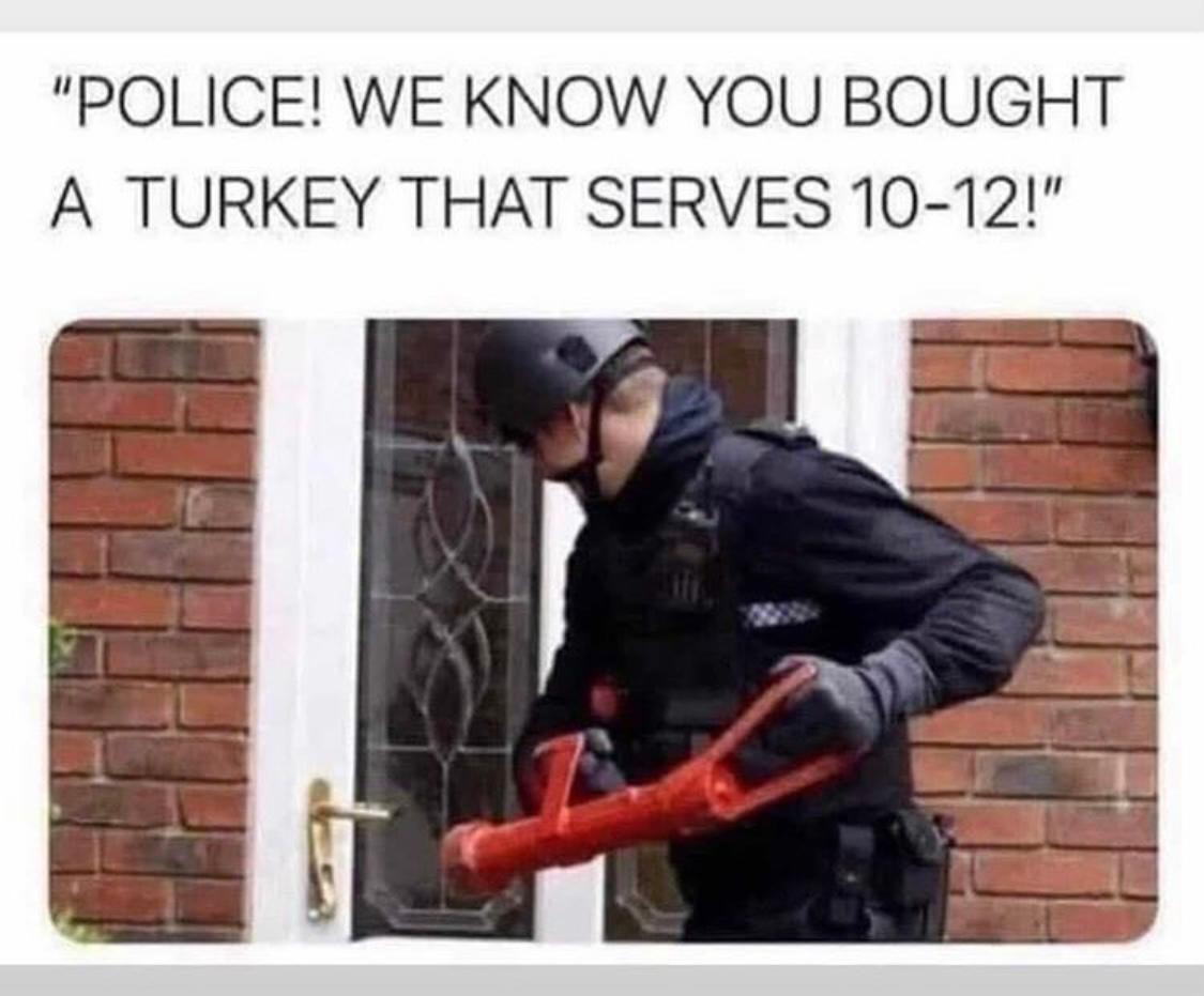 Turkey Police!