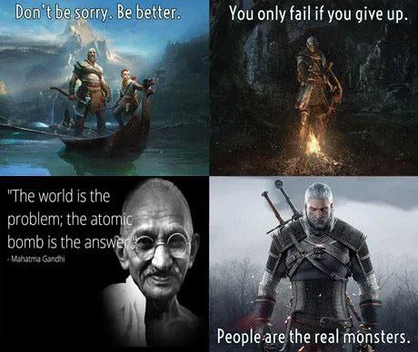 Life lessons video games taught me
