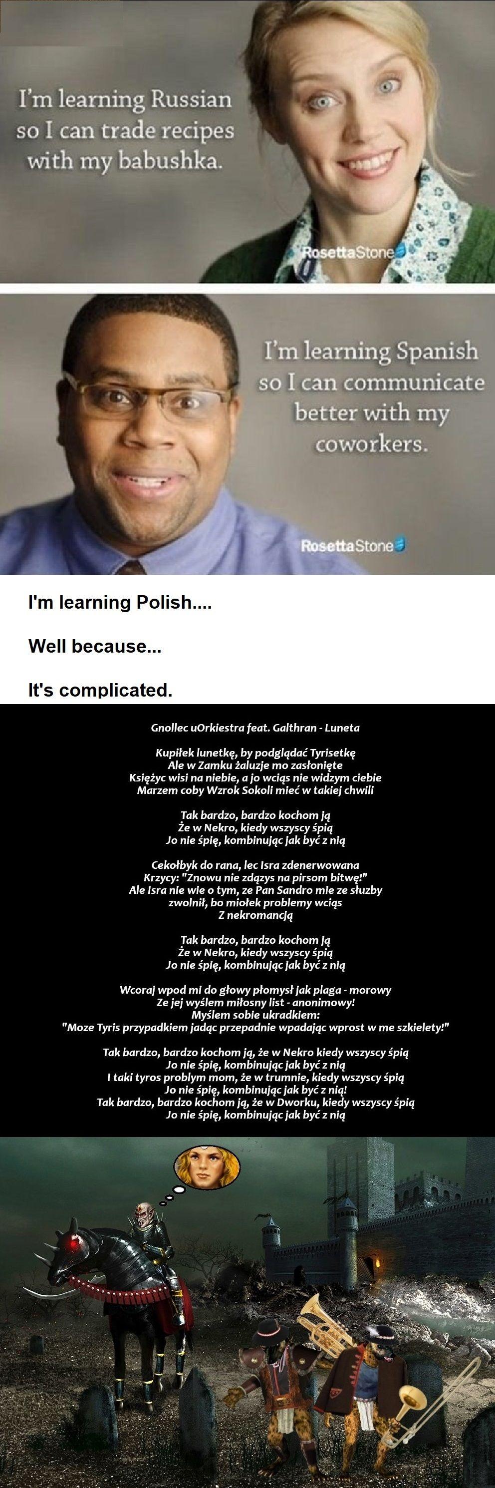 Polish Hugelolers pls help ;(