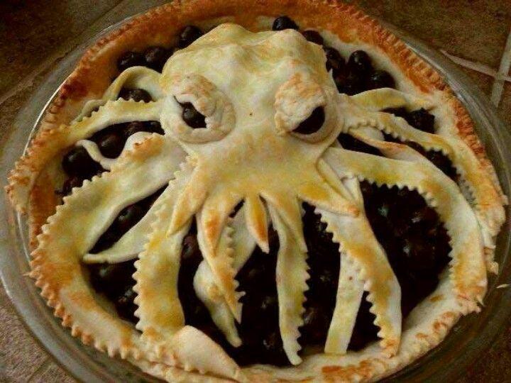 Octo Pie