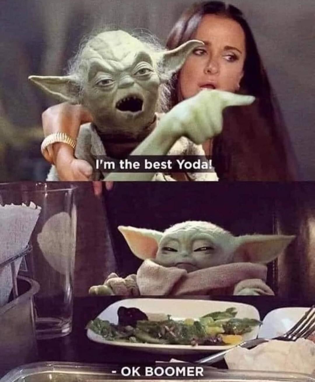 Starwars humor