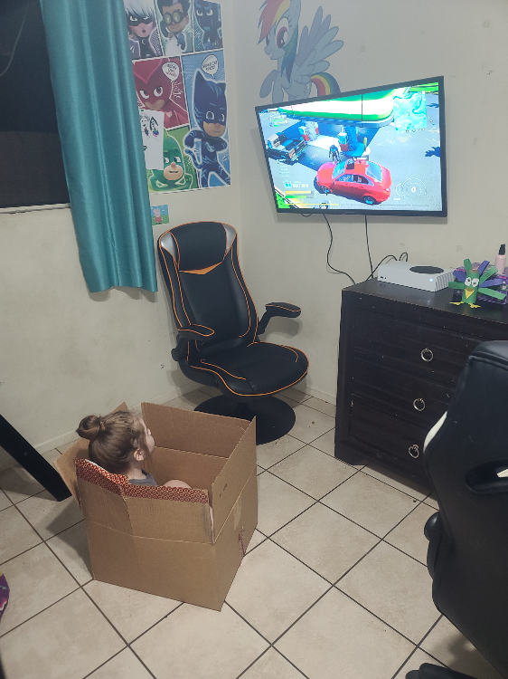 Bought my daughter a gaming chair.......