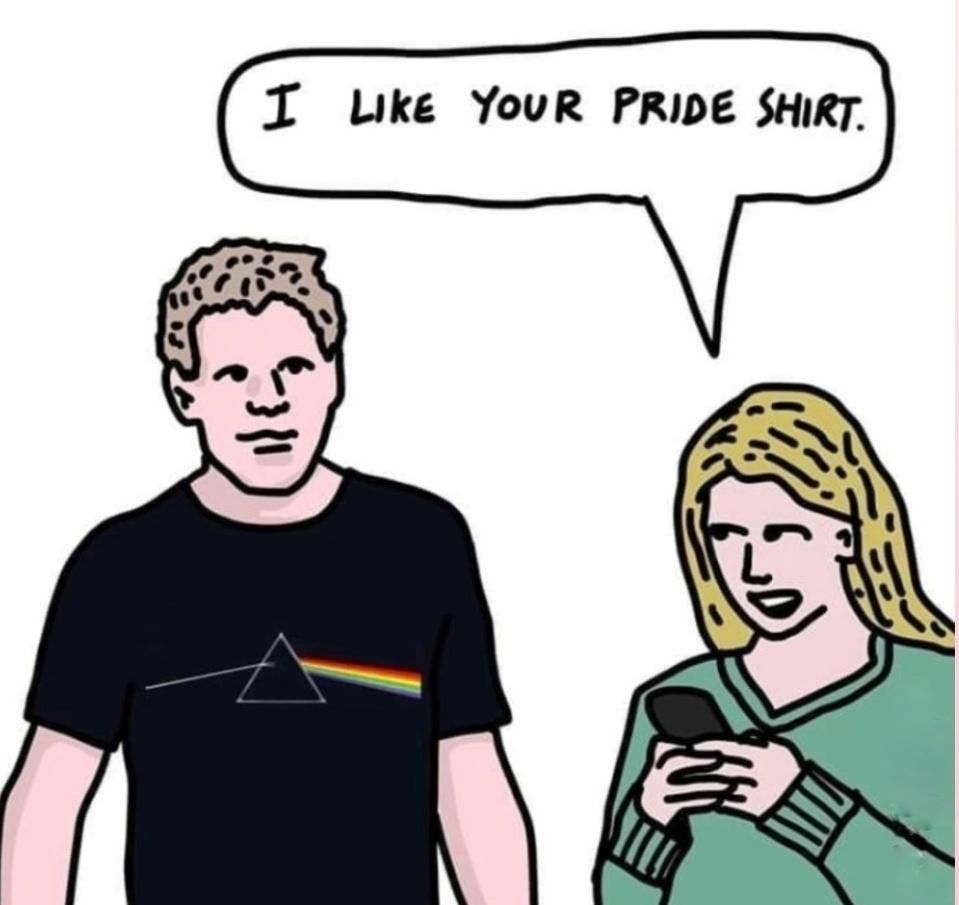 The prism, the witch, and the audacity of this ***