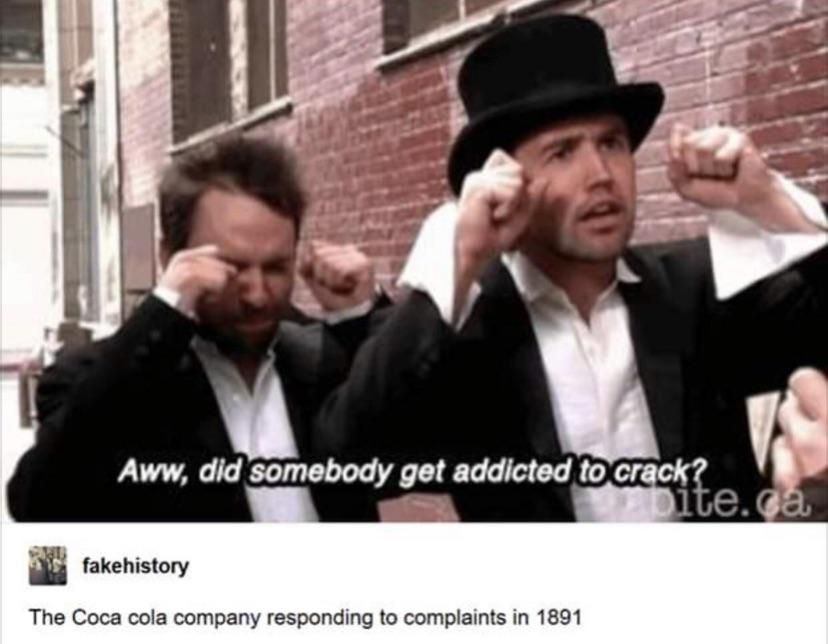 Cokes response