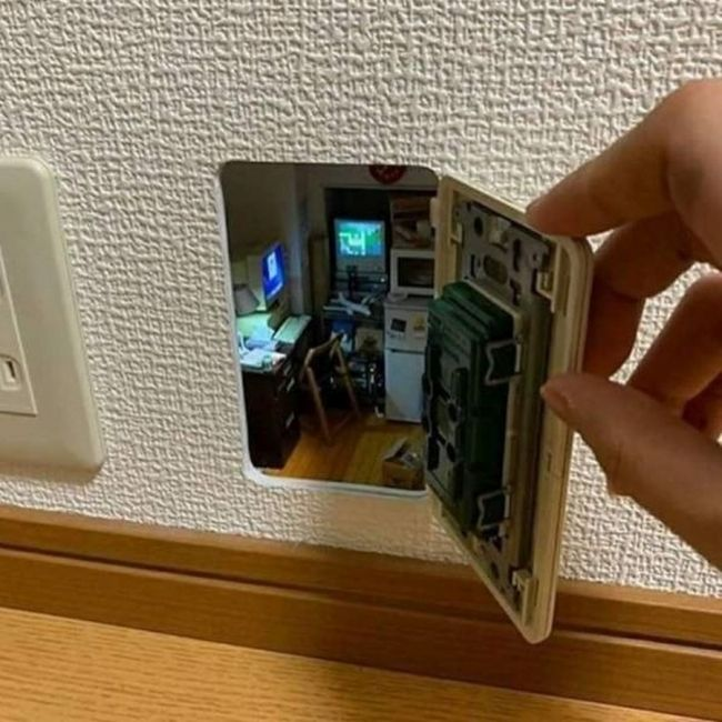 The modern mice in your walls are very well setup.