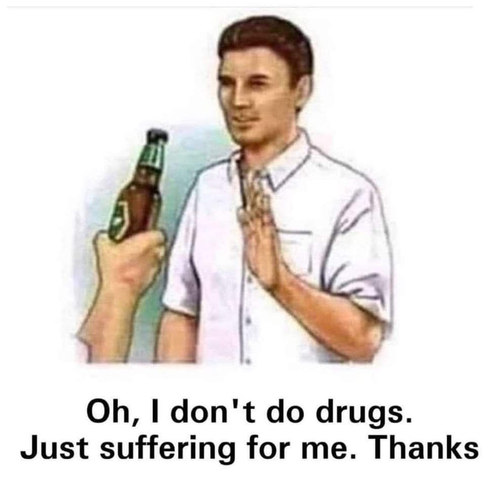 Hardest drug