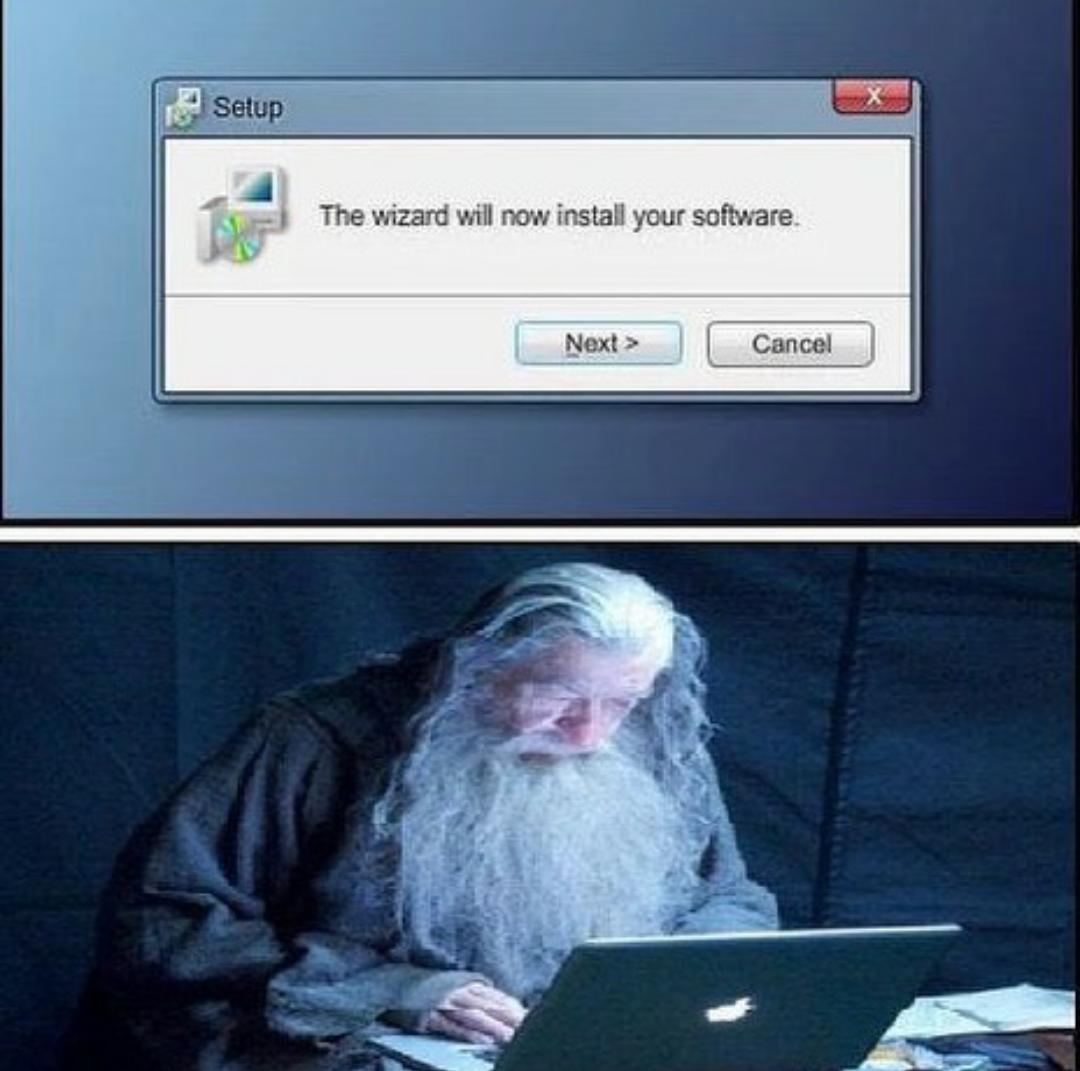 Thanks Gandalf!