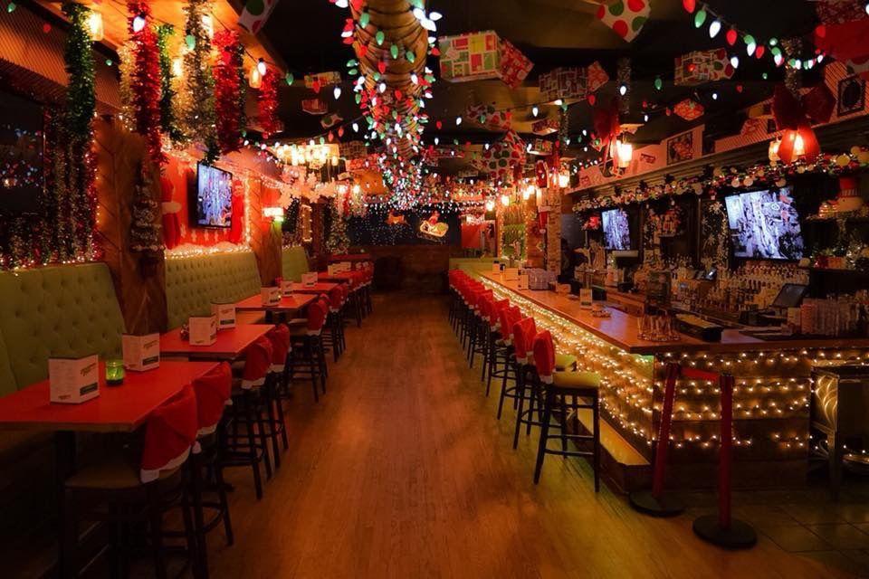 Christmas Chill Bar